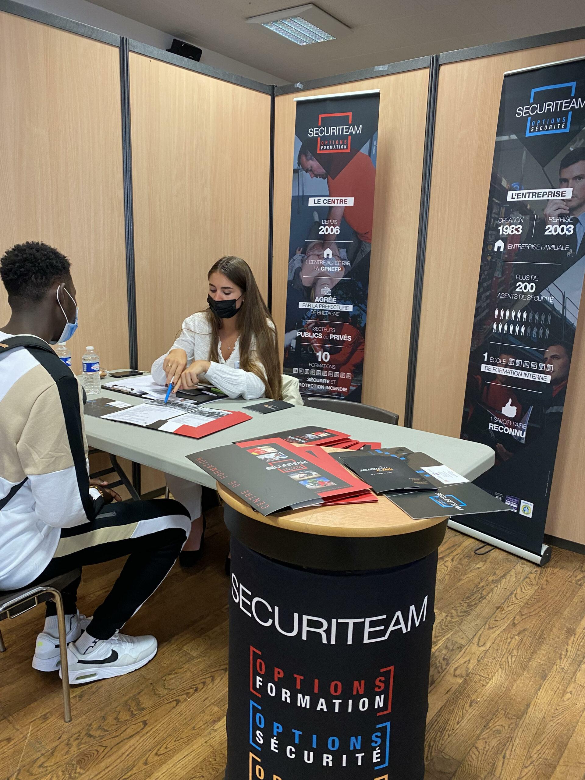 Salons professionnels à Lorient,  job dating et Innov'emploi